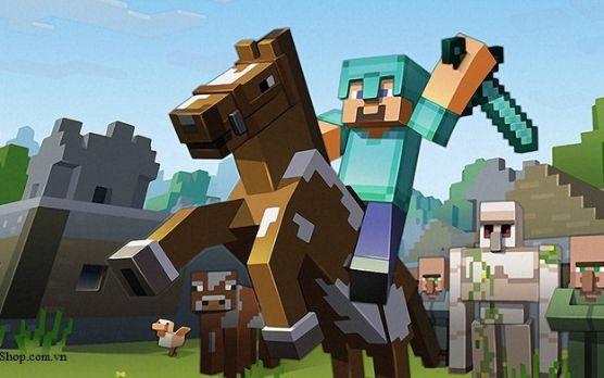 Cách sửa lỗi trong game Minecraft mới nhất