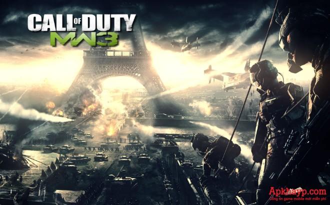 call duty modern warfare 3