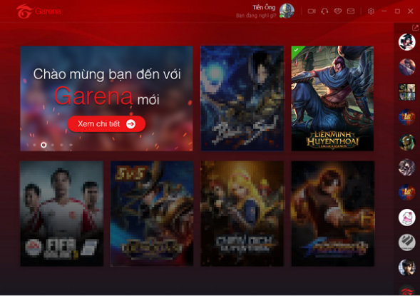 download garena pc