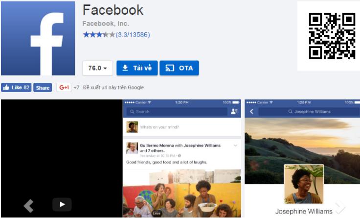 sử dụng nhiều tài khoản Zalo, Facebook