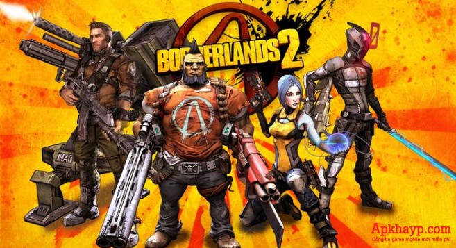 Download Game Borderlands 2 PC: Bắn Súng Kịch Tính