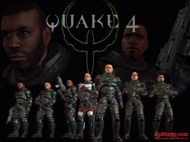 game quake 4