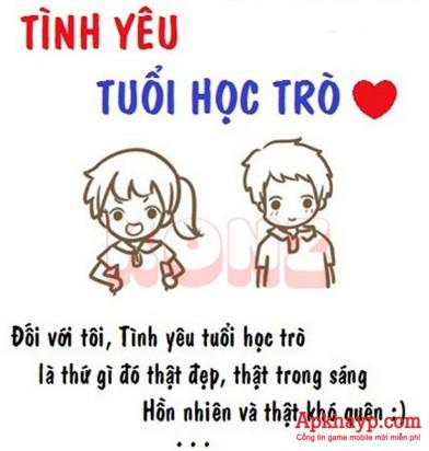 status ve tinh yeu tuoi hoc tro 2