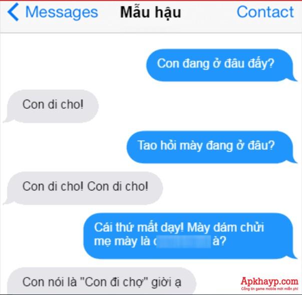 Tin Nhắn Không Dấu Gây Hiểu Nhầm Cười Bể Bụng