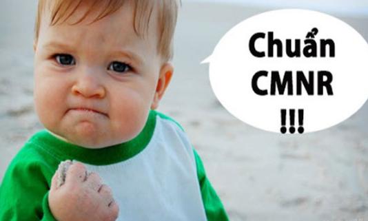 CMNR Là Gì? Ý Nghĩa Của Từ Viết Tắt Này