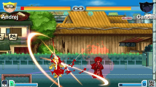 game Bleach VS Naruto 3.2