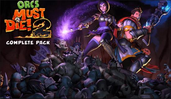 Chơi game Orcs Must Die: Tựa thủ thành kinh điển