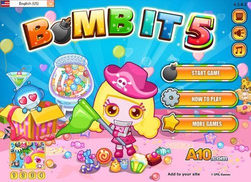game Bomb It 5