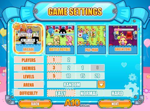 chơi trò Bomb It 5