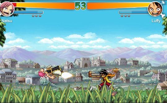 One Piece vs Fairy Tail 1.2