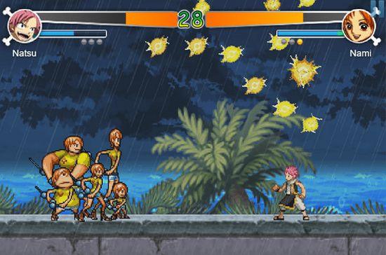 One Piece vs Fairy Tail 1.3