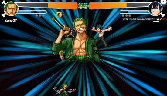 One Piece vs Fairy Tail 1.4