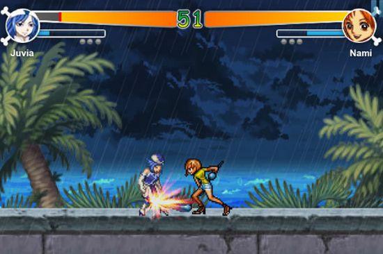 One Piece vs Fairy Tail 1.5