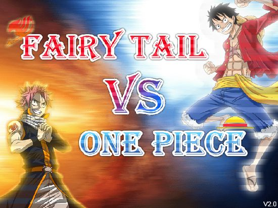 Game One Piece vs Fairy Tail 1.3: Trò One Piece 1.3
