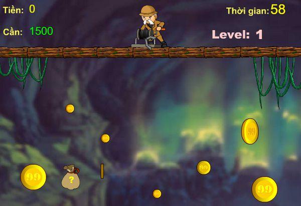 game đào vàng 3