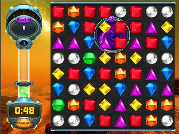 kim cương Bejeweled 1