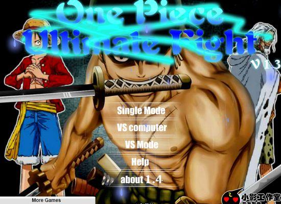 Game Song đấu One Piece: Trò chơi One Piece song đấu