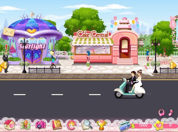 game thành phố thời trang 11