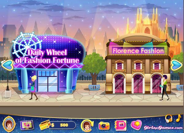 game thành phố thời trang 6