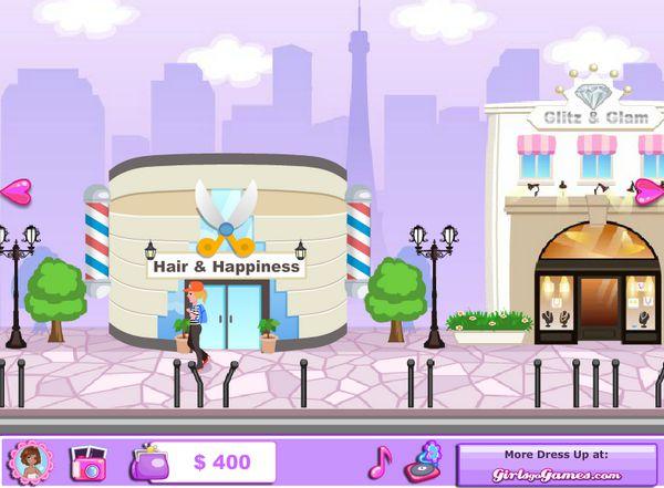 game thành phố thời trang 7