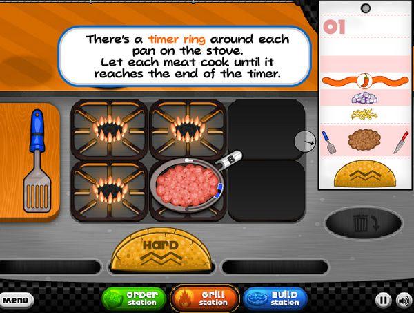 nấu ăn bán hàng 1