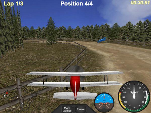 lái máy bay 2