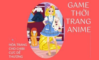 thời trang anime