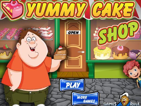 Game Cửa hàng bánh Yummy