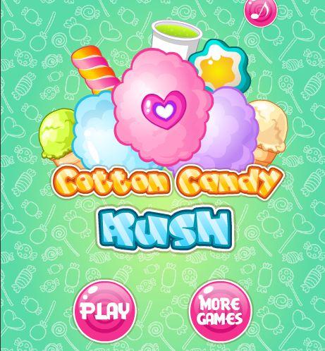 Game Cửa hàng kẹo bông