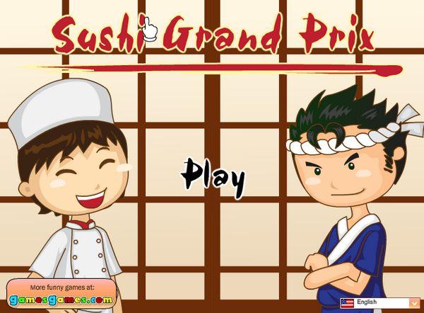 Game Cuộc thi làm Sushi