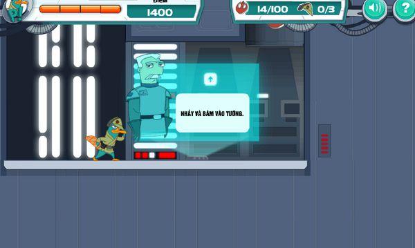 game Điệp Vụ Perry