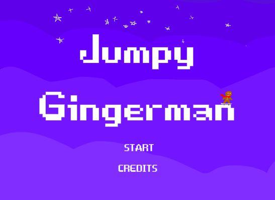 Game Gingerman nhặt kẹo