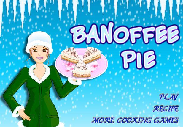Game Làm bánh Banoffee