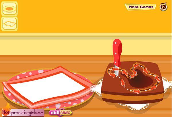 Game Làm bánh kem theo mẫu