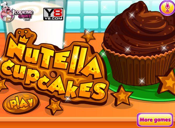 Game Làm bánh Nutella