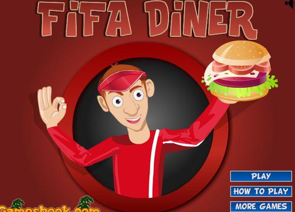 Game Phục vụ bữa tối bóng đá