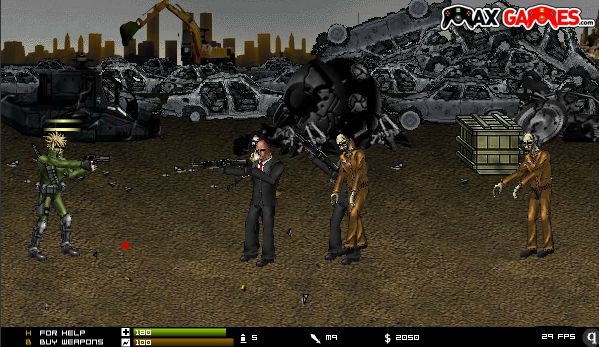 Game Sát thủ đường phố 6