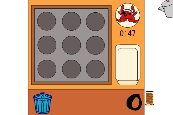 Game Thử thách làm bánh
