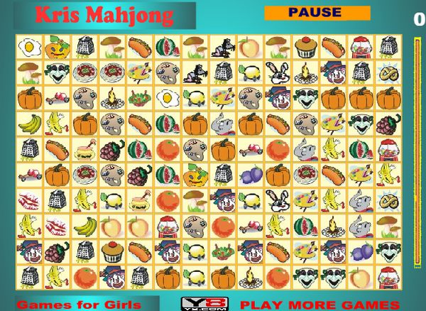 Game Tìm hoa quả giống nhau