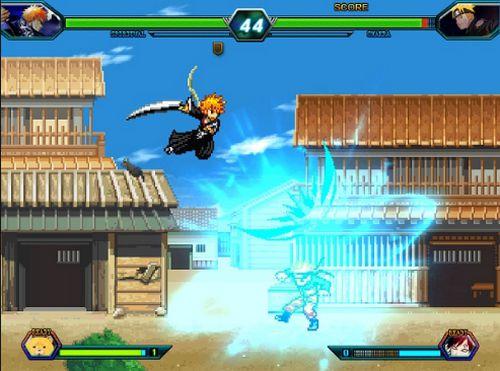trò chơi Bleach vs Naruto 3.4