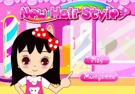 Game cắt tóc gội đầu