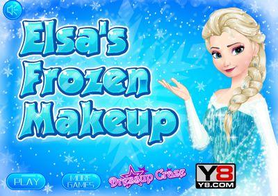 Game làm đẹp cho Elsa