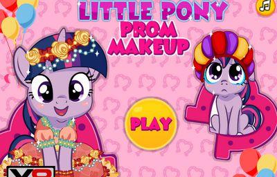 Game làm đẹp cho Pony