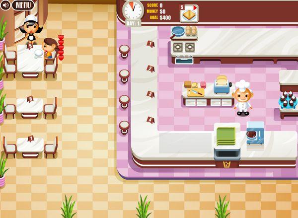 quán ăn của mẹ