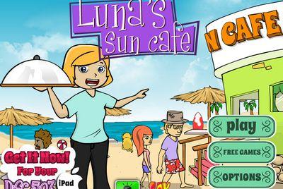 quán cà phê Luna