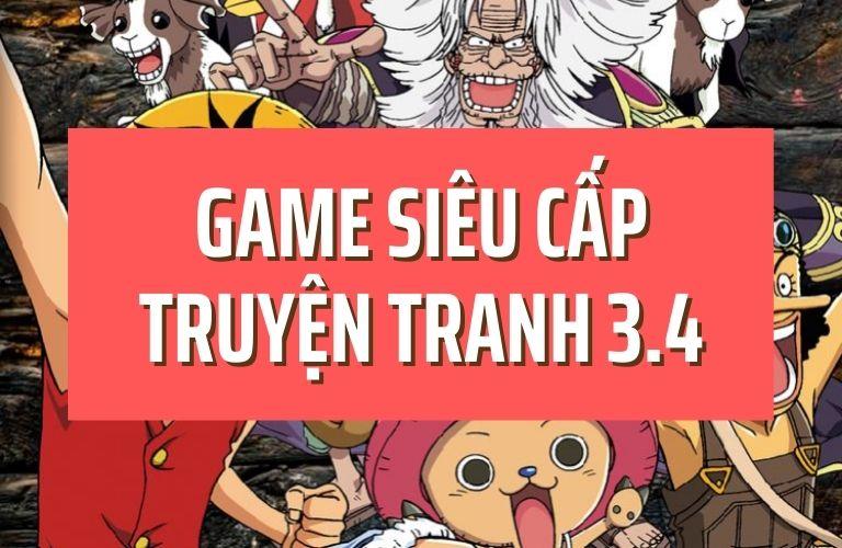 siêu cấp truyện tranh 3.4