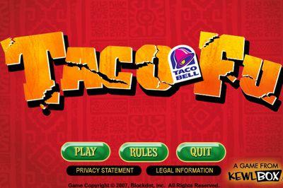game Taco Fu