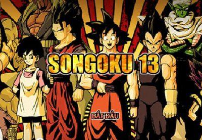 Game Songoku 13: Trò chơi 7 viên ngọc rồng 13