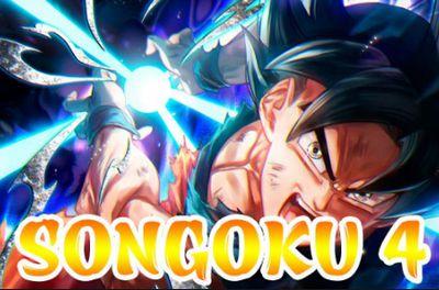 Game Songoku 4: Trò chơi 7 viên ngọc rồng 4