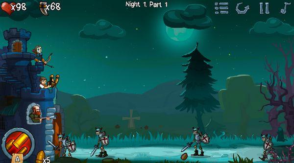 game 13 đêm ác mộng